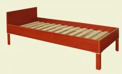 Porte single bed