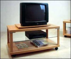 TV table small