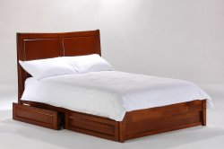 Saffron Storage Bed