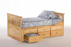 Ginger Storage Bed
